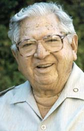 Jose Silva, founder of the Silva Mind Control Method and Jose Silva's UltraMind ESP System.